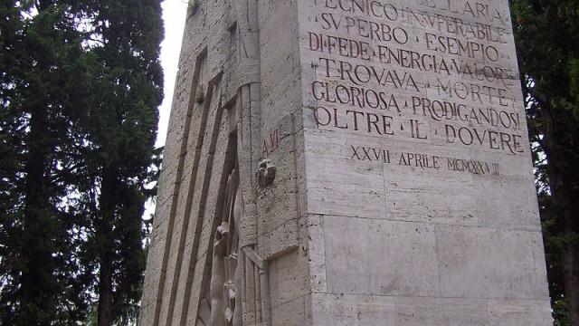 Venerdì 27 aprile in memoria di Alessandro Guidoni, iniziativa di Forza Italia Giovani