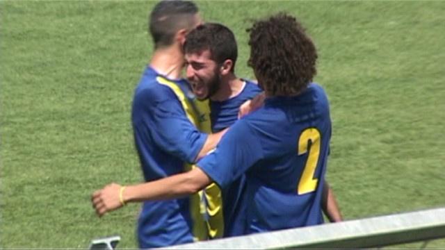 Urlo Guidonia nel play out: 2-0 allo Spes Poggio Fidoni