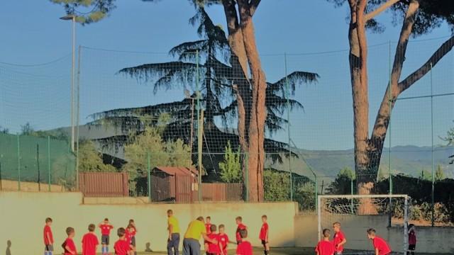 """La Scuola Calcio del """"Centro Sportivo Morgana"""""""
