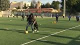 Di Michele e la scuola calcio del Guidonia