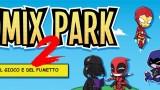 Comix Park, la fiera del fumetto