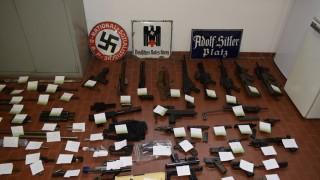 Seguito – operazione antiterrorismo. A Gallarate il deposito delle armi da guerra