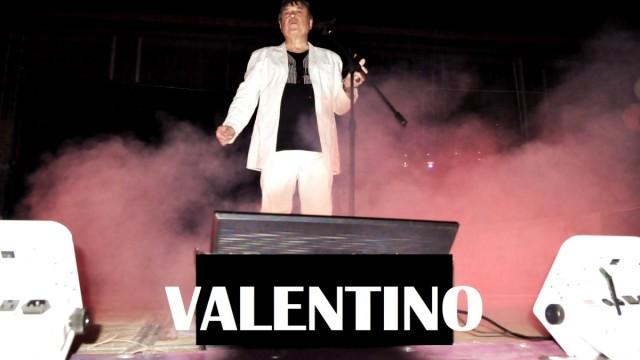 Valentino in concerto