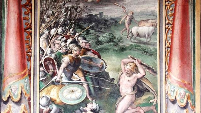Ercole, la grande storia che è passata a Tivoli