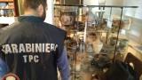 """Smantellata organizzazione  internazionale  dedita al traffico di reperti archeologici calabresi. """"Achei"""" operazione in tutta Italia dei Carabinieri con il coordinamento Europol ed Eurojust."""