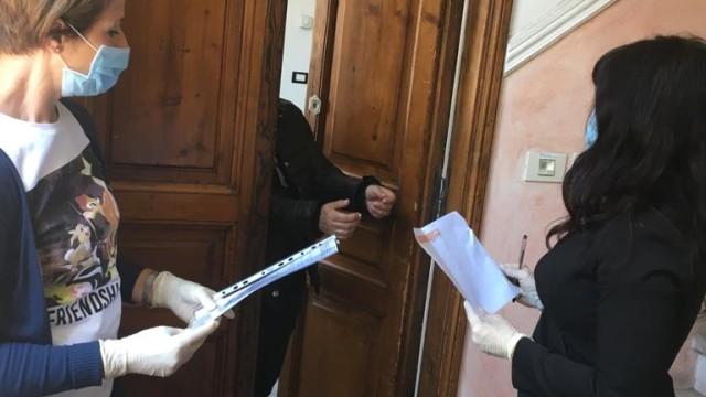 Tre nuovi guariti a Tivoli e consegna dei buoni spesa
