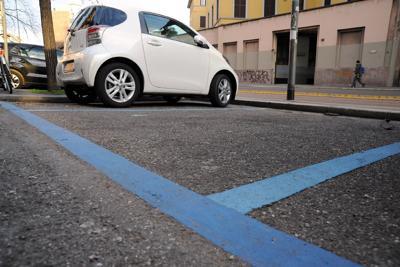 """Cartaginese (Lega): """"Sospendere nuovamente il pagamento dei parcheggi sulle strisce blu di Roma"""""""