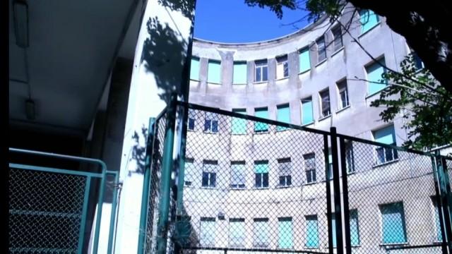La scuola fantasma di Tivoli centro