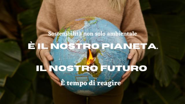 Perché la sostenibilità è la priorità di oggi