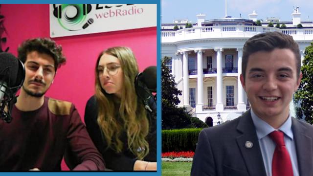 Lavorare a vent'anni alla Casa Bianca