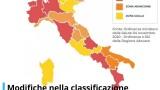 Quali sono le nuove regioni gialle?