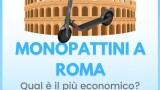 Monopattini elettrici a Roma, quali scegliere?
