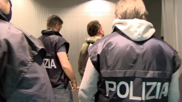 I-CAN Interpol, rientra a Fiumicino latitante  n'dranghetista catturato a Barcellona