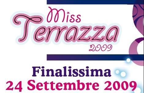 La finalissima di Miss Terrazza 2009