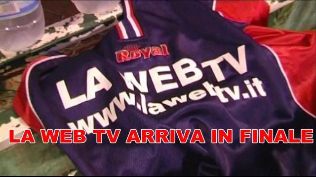 25° Torneo Memorial Michela Giammarco, La Web Tv Va In Finale!