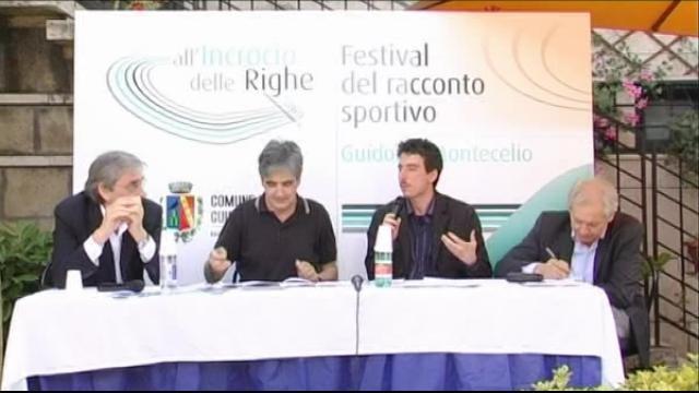 Festival Del Racconto Sportivo, Dibattito Con Felice Pulici