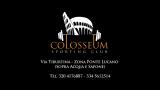 Colosseum Sporting Club, Inizia Il Vero Sport!