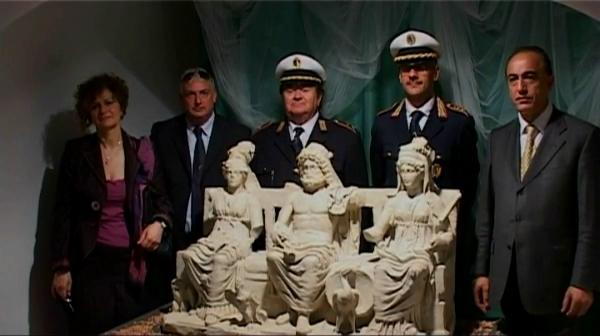 La triade in mostra dal 5 aprile. Rubeis: patrimonio unico nel Lazio