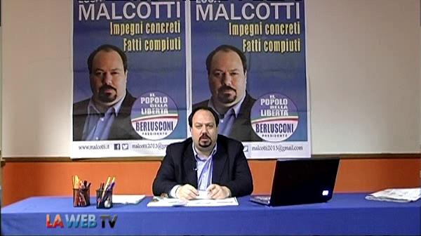Messaggio Elettorale Del Candidato Luca Malcotti (Pdl) In Vista Delle Prossime Elezioni Regionali De