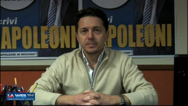 Messaggio Elettorale Del Candidato Andrea Napoleoni